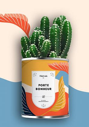 "Plante en pot ""Porte Bonheur """