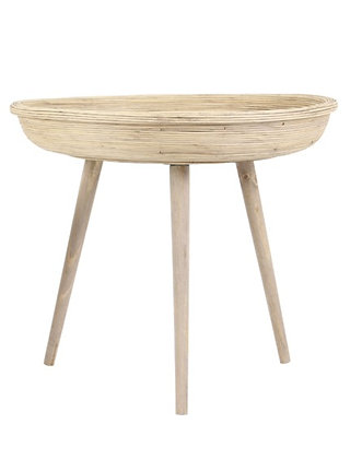 Table d'appoint naturel