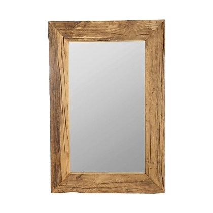 Miroir en bois recyclé Pure Nature