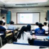 石垣市公営塾の授業と風景