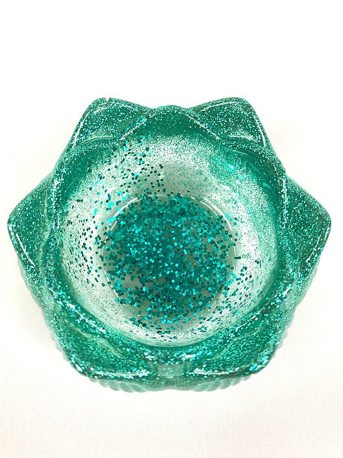 Resin Tea Candle Holder