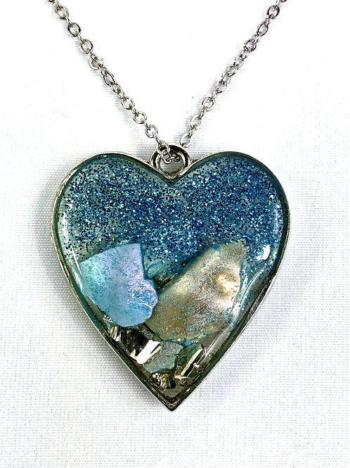 Resin Jewelry Necklace