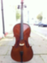 Cello for hire