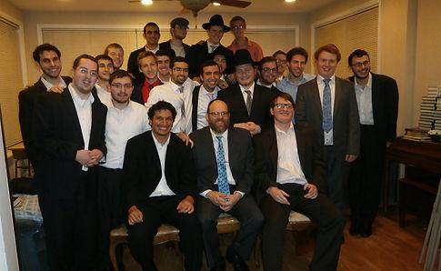 Shabbos Yeshiva July 26, 14