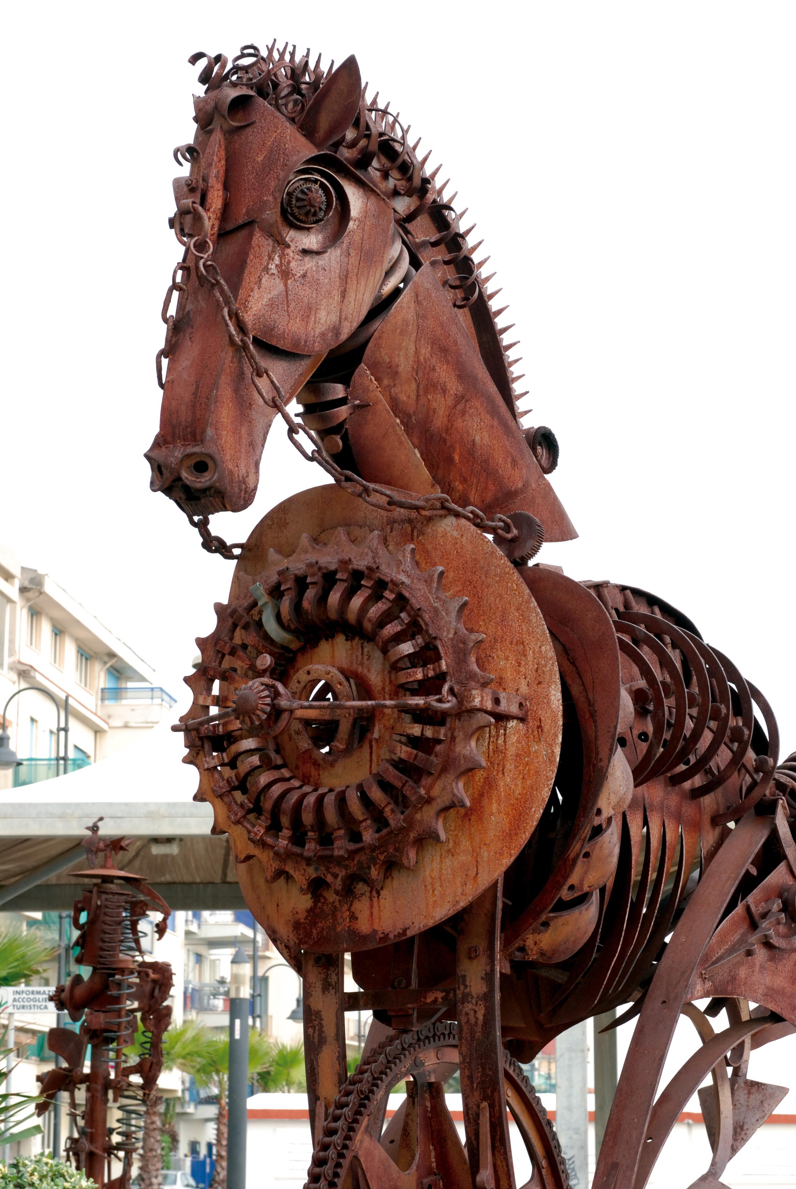 Particolare Cavallo