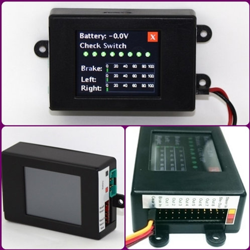 Controller for Electric Gear LGC-15
