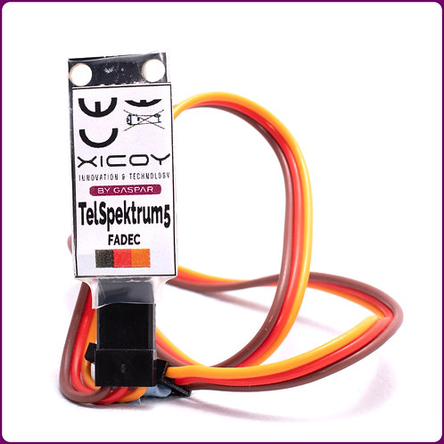 Telemetry adapter Spektrum