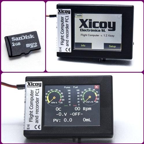Flight Computer Basic-Xicoy