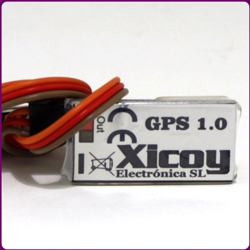 GPS Receiver for FC1