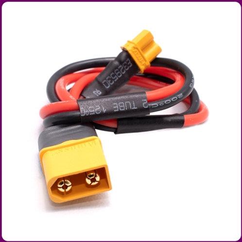 ECU battery Cable 30cm MR30 Connector