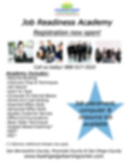 Job Readiness - Leading Edge Learning Center Adult Tutoring Services