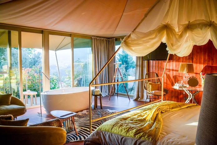 Tent Suite Deluxe