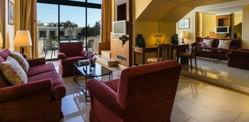 Garden Duplex Suite