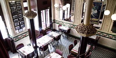 Restaurant review of the Paris restaurant, Aux Lyonnais