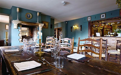 Restaurant review of the South West Restaurant, Lord Poulett Arms