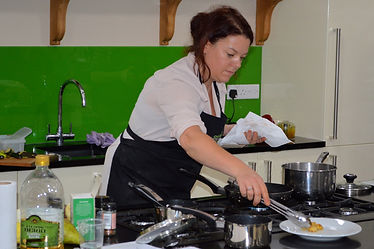 Cookery Classes Somerset - Somerset Cooking Classes with Angela Langford