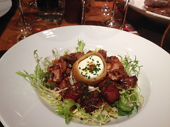 Restaurant review of the London Restaurant, Bar Boulud