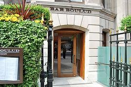 Bar Boulud London restaurant review by UK Food Blog, Marsala Rama