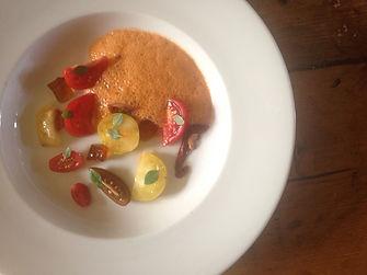 Celebration of tomatoes recipe by Marsala Rama