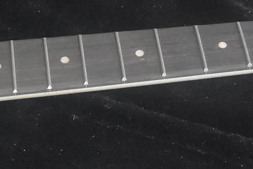 Strat Style Neck No Finish Rosewood Fingerboard