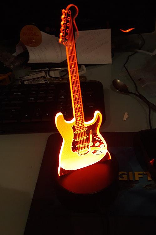 Guitar L E D Light