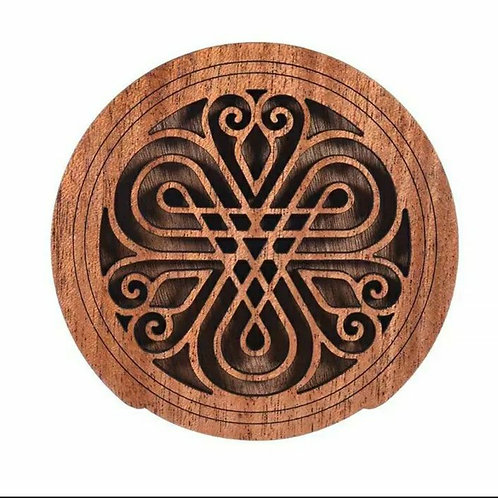 Soundhole Cover Wood
