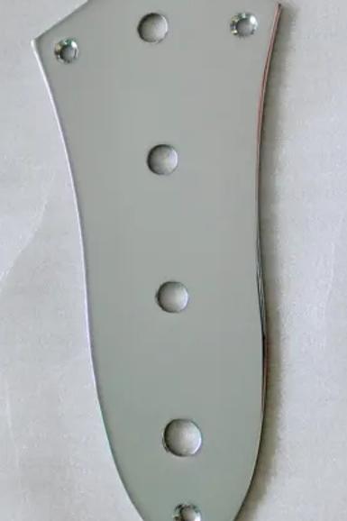 Jazz Bass Control Plate