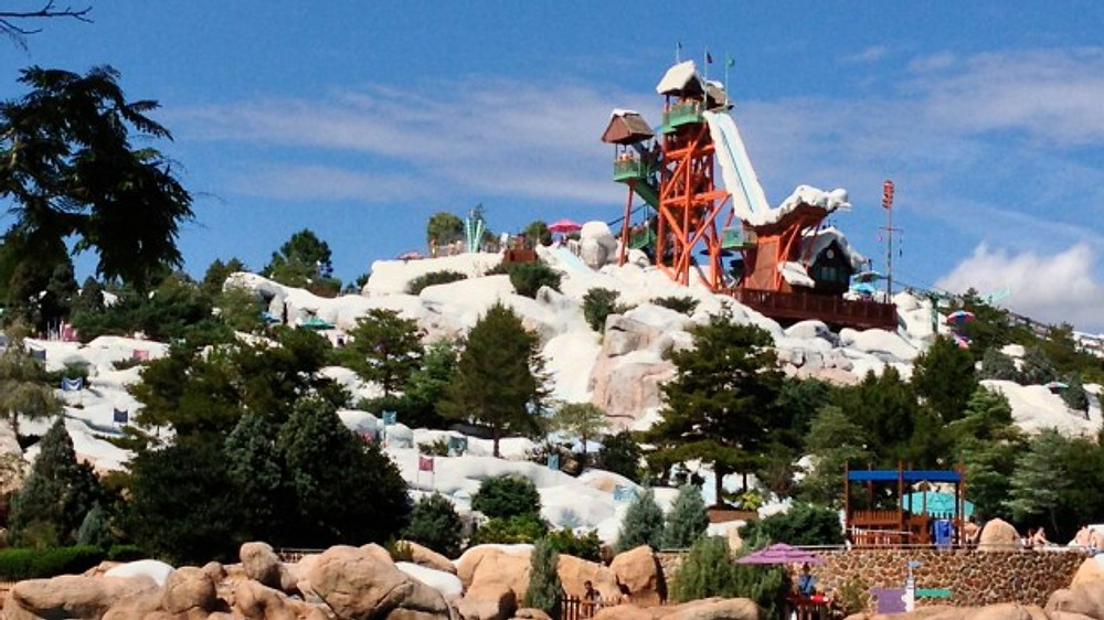 Blizzard beach parques de orlando