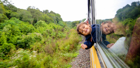Trem Curitiba x Morretes  – Segundo dia