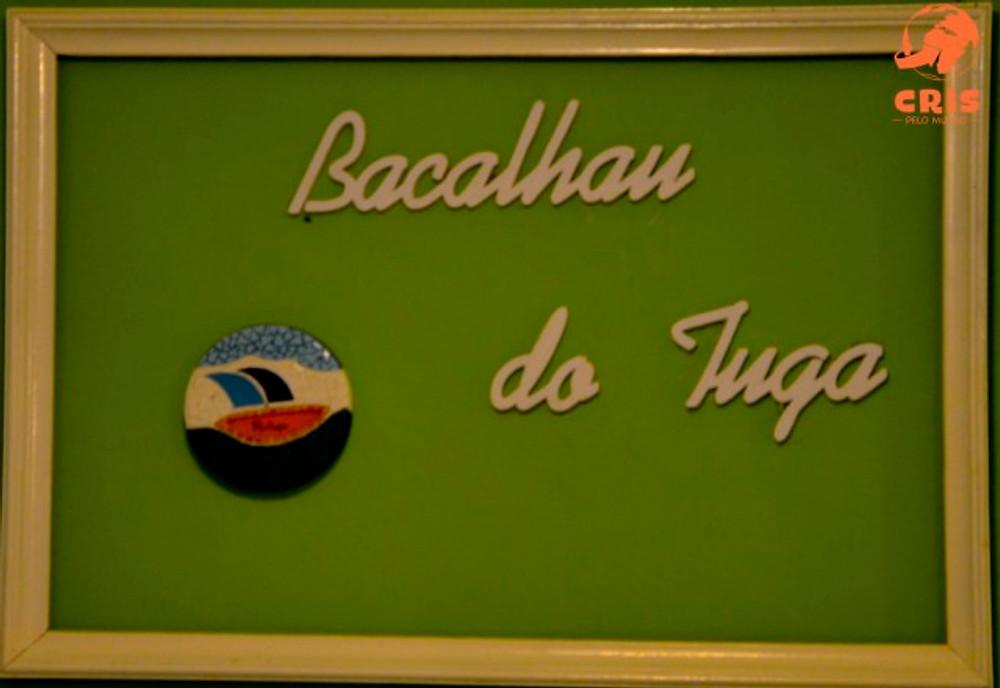 onde comer em Arraial do Cabo Bacalhau do Tuga Cris Stilben Cris pelo Mundo (2)
