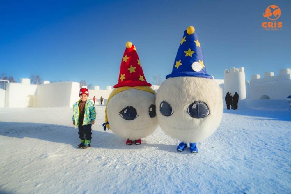 KEMI EXPERIENCE 365 SNOW CASTLE CASTELO DE GELO FINLANDIA HOTEL DE GELO PARA CRIANÇA  CRIS PELO MUNDO BLOG DE VIAGEM EM FAMILIA