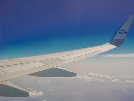 Voar com a KLM – Como são os voos regionais na Europa