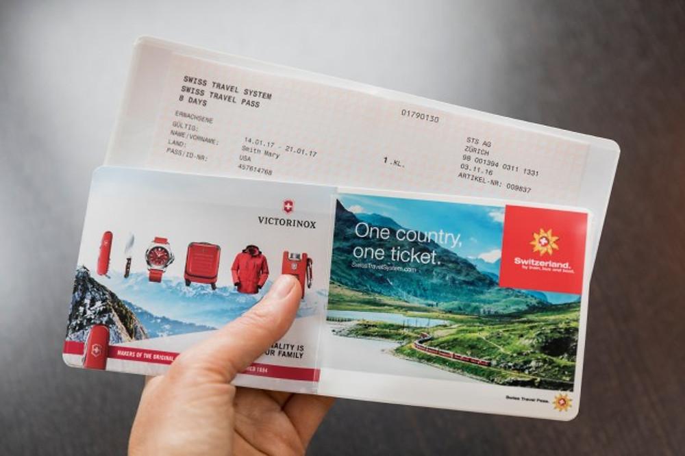 SWISS TRAVEL PASS STS AG, Gepaeck Service und Swiss Travel Pass