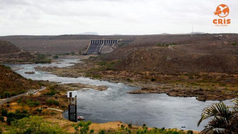 hidrelétrica do Xingó angaço Eco Parque - Rota do Cangaço- Aracaju Crisstilben Cris pelo Mundo