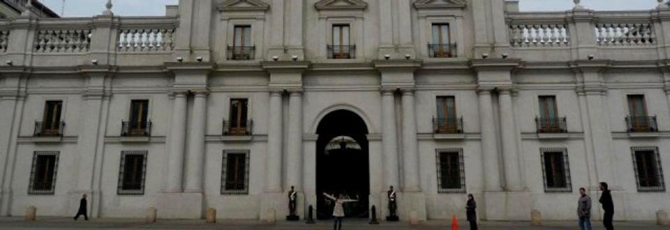 La Moneda Santiago do CHile.