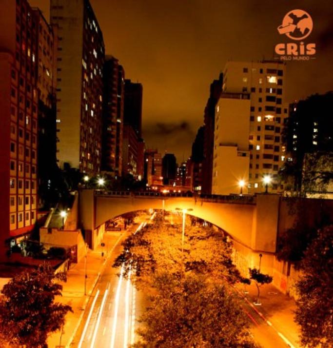 o que fazer em São Paulo  caminhada noturna(9)