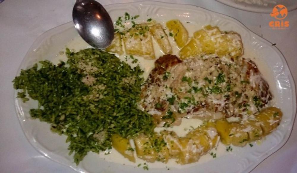 Sante Teresa restaurante Sobrenatural