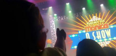 Turma da Mônica o Show! O que fazer no Rio de Janeiro com criança