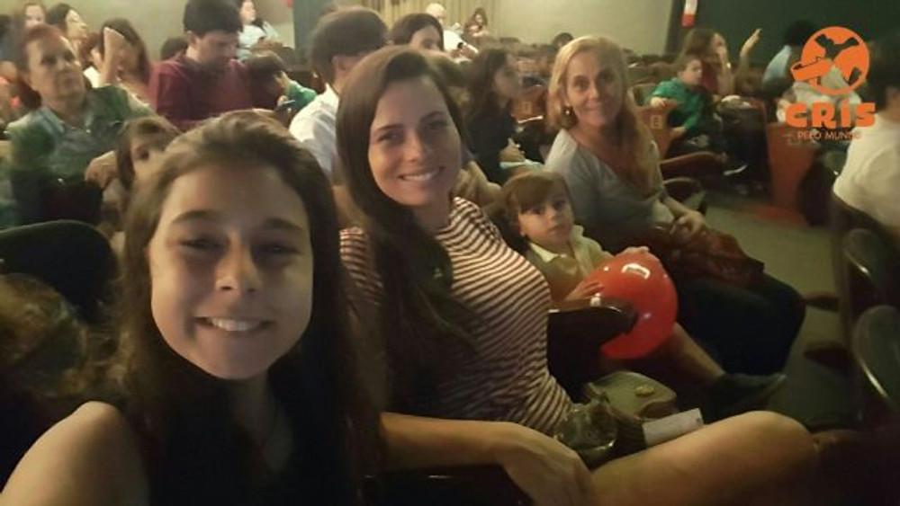 Turma da Mônica O Show CrisStilben Cris pelo MUNDO crispelomundo