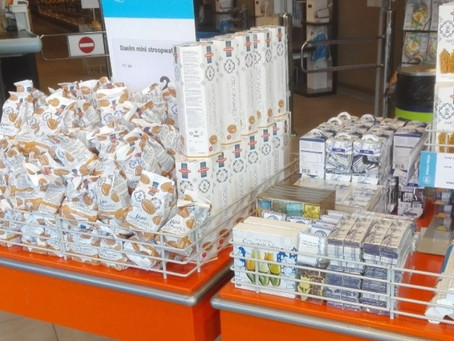 Supermercado em Amsterdam