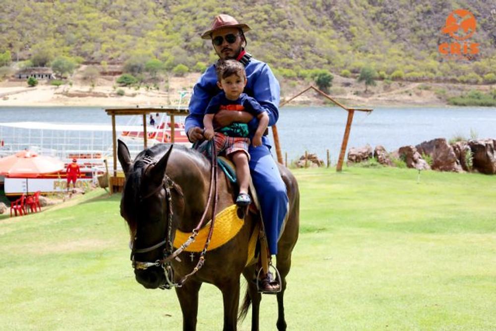 angaço Eco Parque - Rota do Cangaço- Aracaju Crisstilben Cris pelo Mundo