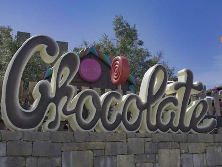 Festival de chocolate de Óbidos