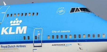 Vamos para Holanda com a KLM