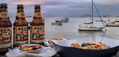 A mureta queridinha dos cariocas: O Bar Urca – Lançamento da cerveja B.R.U 39!