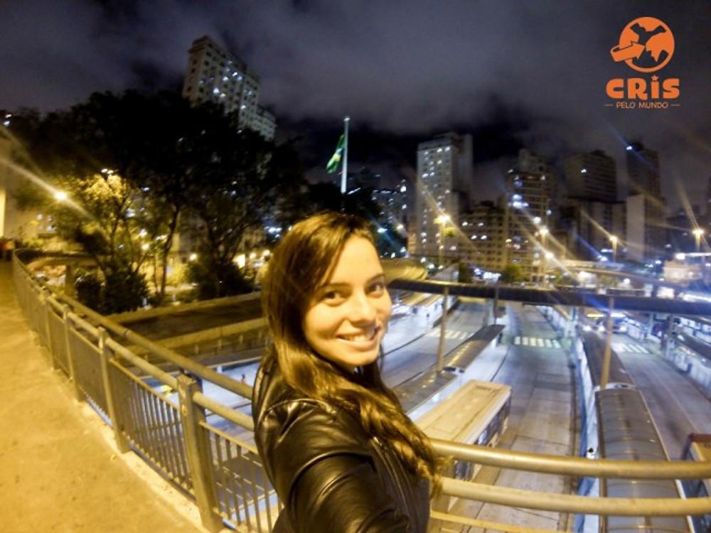 o que fazer em São Paulo - caminhada noturna