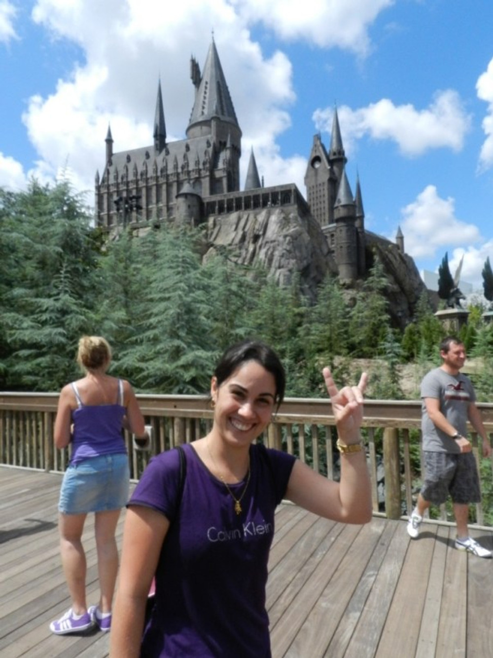 Harry Potter parques de orlando