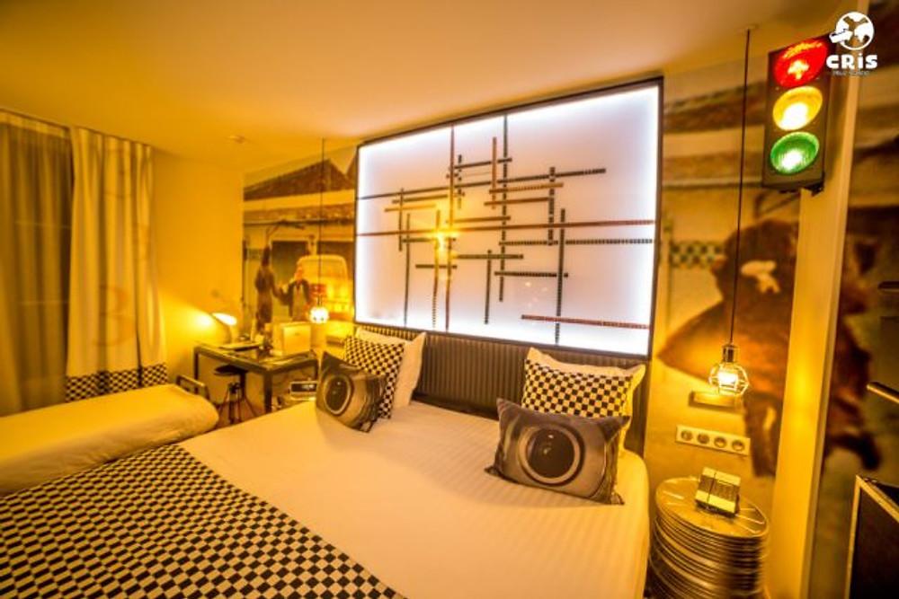 HOSPEDAGEM COM CRIANÇA EM PARIS HOTEL 123 SEBASTOPOL CRISSTILBEN CRISPELOMUNDO 28