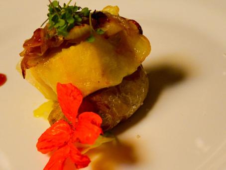 Gastronomia – Gruta de Santo Antônio