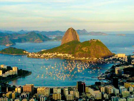 Mirante Dona Marta – Rio de Janeiro