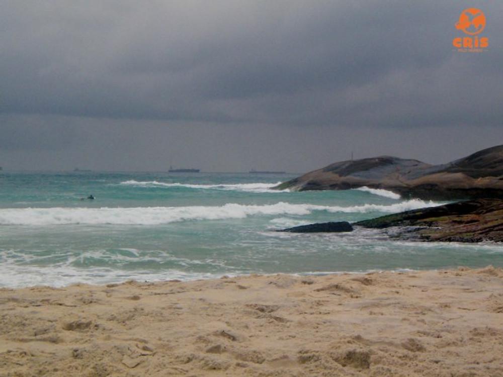 Guia de praias da Zona Sul do Rio de Janeiro Praia do Diabo Crisstilben Cris pelo Mundo